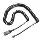 Plantronics cable RJ11 QD